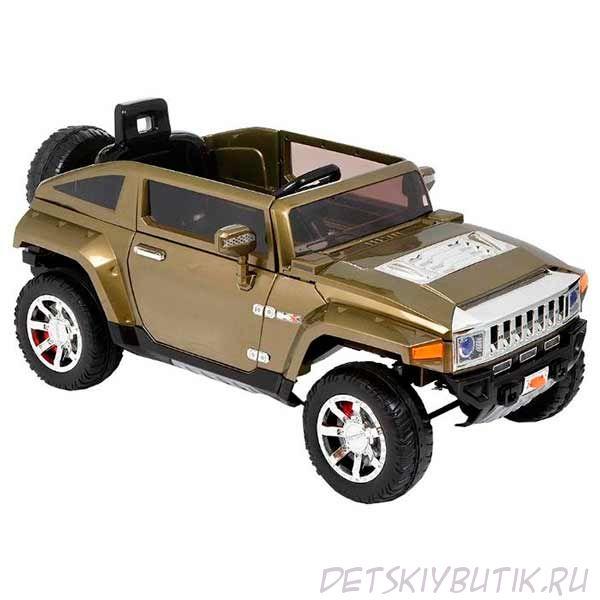 Радиоуправляемый детский электромобиль Hummer HX