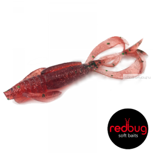 Мягкая приманка Redbug CrayFish 70 мм / упаковка 6 шт / цвет:05