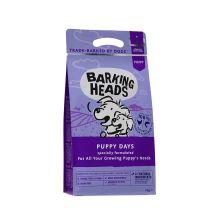 """Barking Heads Беззерновой для щенков с лососем и курицей  """"Щенячьи деньки""""  6 кг"""