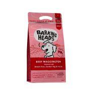 """Barking Heads Для собак с говядиной  и бурым рисом """"Вуф-строганов""""   12 кг"""