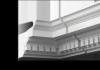 Внутренний Угол Европласт Фасадный 4.02.221 Ш370хВ250хГ370 мм