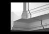 Внутренний Угол Европласт Фасадный 4.01.121 Ш455хВ250хГ455 мм