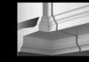 Внутренний Угол Европласт Фасадный 4.01.123 Ш460хВ265хГ460 мм
