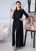 черное платье «Королева»