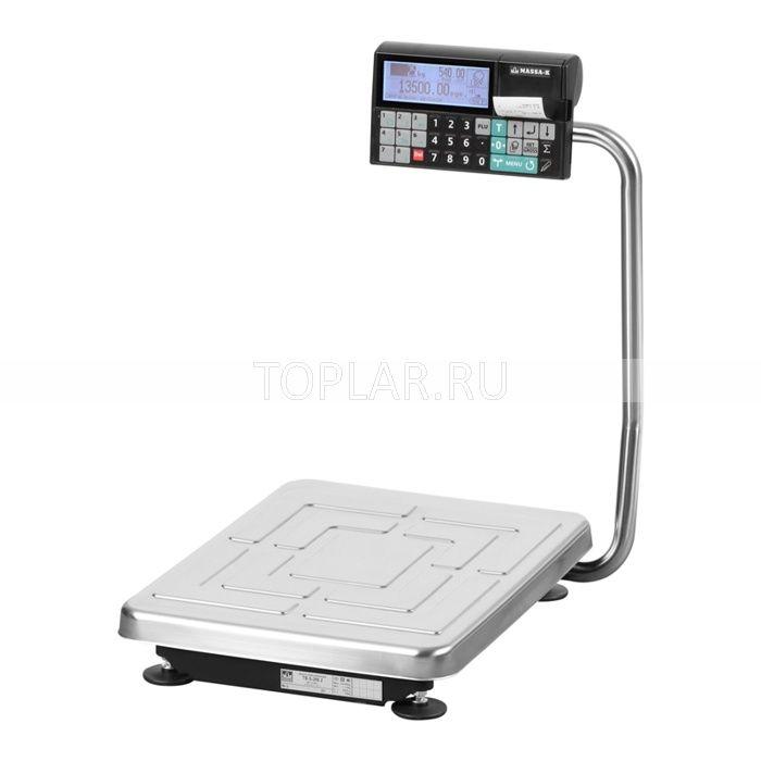 Весы с печатью чеков МАССА ТВ-S_RC2
