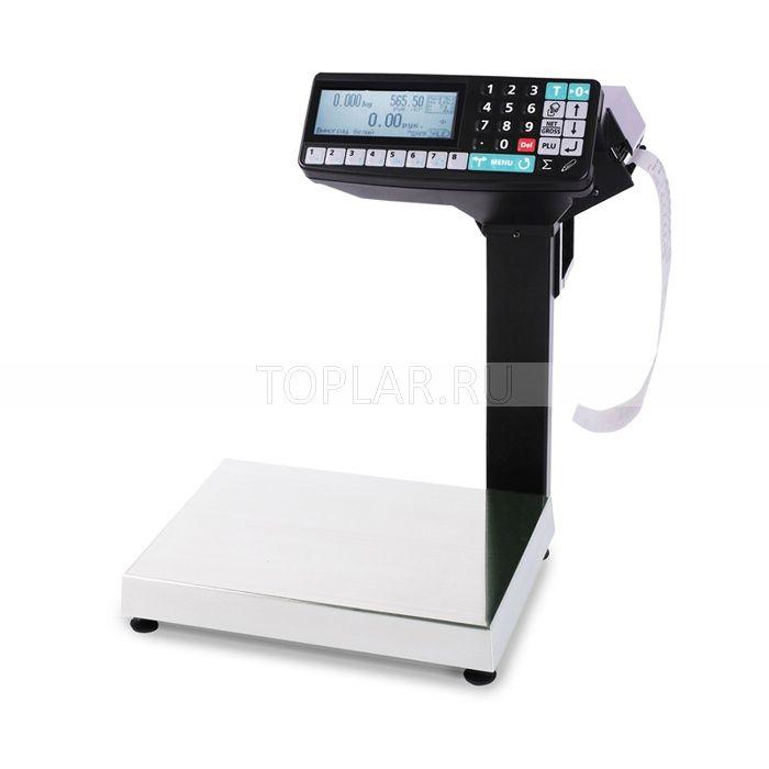 Весы с печатью этикеток МАССА MK_RP10