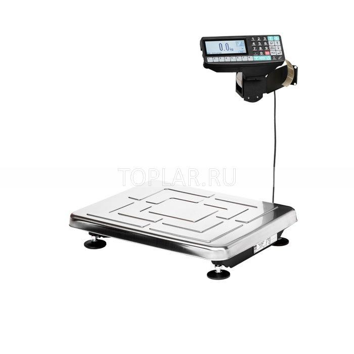 Весы с печатью этикеток МАССА ТВ-S_RP1