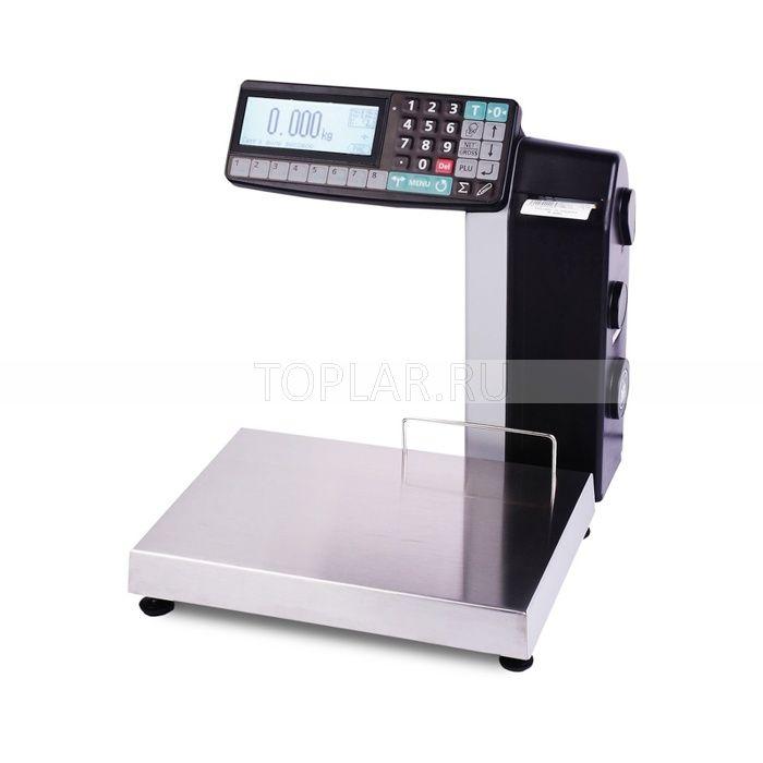 Весы с печатью этикеток МАССА MK_RL10-1