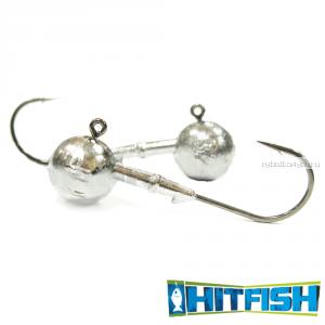 Джиг головка Hitfish Round Jig 90 №10/0 /  56 гр (2шт в уп)