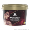 Глубокоматовая краска с воском Mattilda