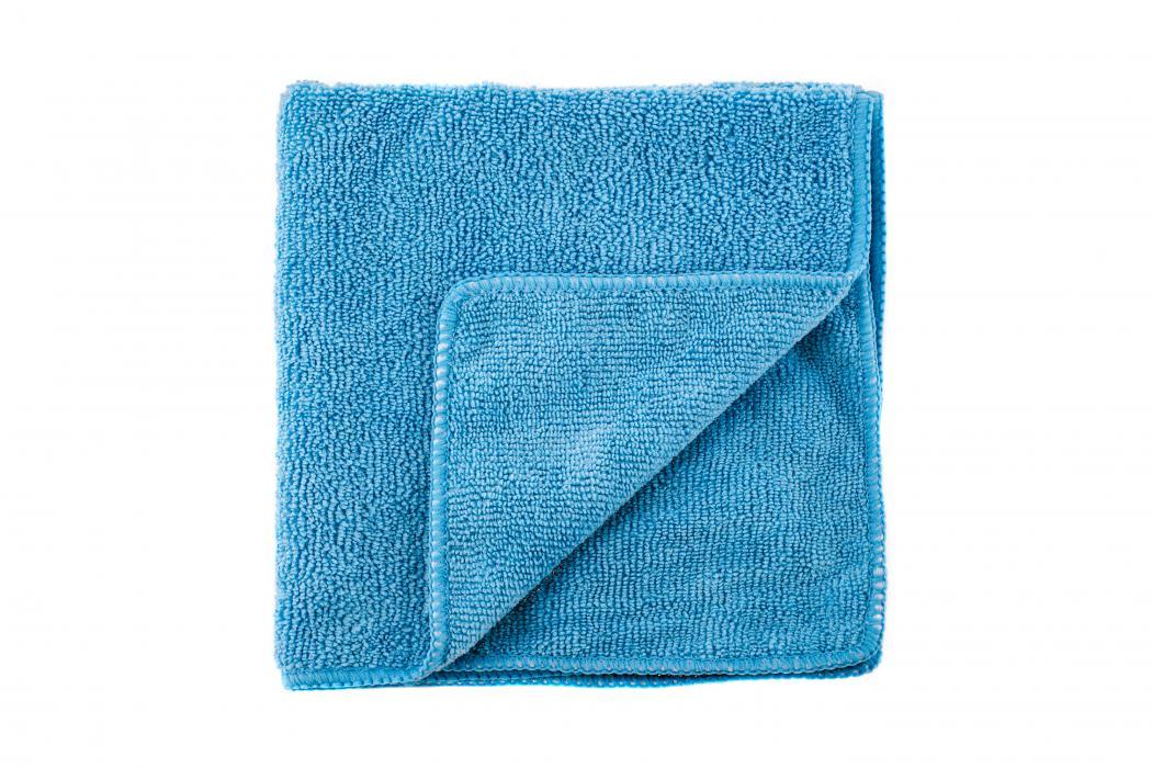 Микрофибра 35*35см голубая ACG