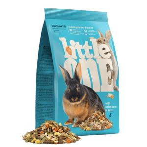 Корм для кроликов LITTLE ONE, 400гр