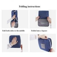Складной Туристический Рюкзак New Folding Travel Bag Backpack 20_1