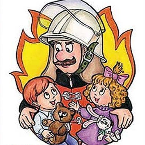 Подарки пожарному