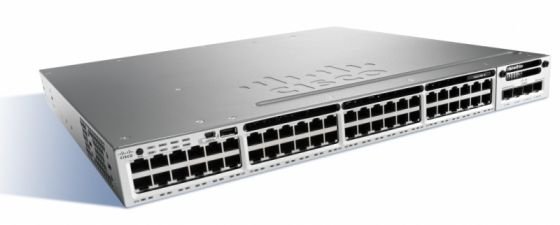 Коммутатор Cisco Catalyst WS-C3850-48F-E