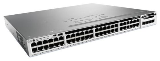 Коммутатор Cisco Catalyst WS-C3850-48U-L