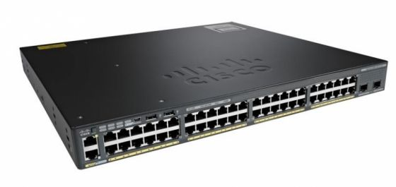 Коммутатор Cisco Catalyst WS-C2960XR-48LPD-I