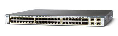 Коммутатор Cisco Catalyst WS-C3750-48PS-S