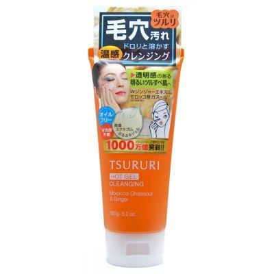 BCLAB TSURURI HOT GEL CLEANSING Очищающий поры крем - гель (с термоэффектом), 150g