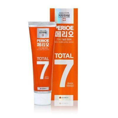 LG Perioe Зубная паста комплексного действия Total 7 sensitive 120 г