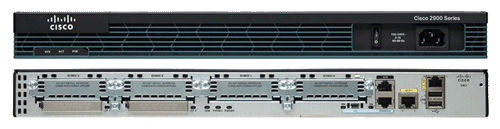Маршрутизатор Cisco C2901-CME-SRST/K9