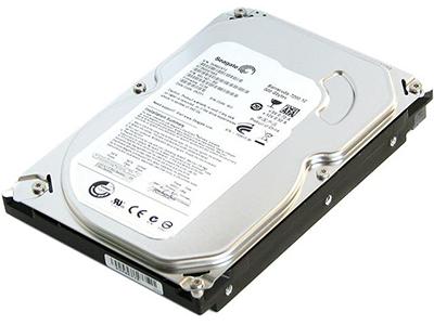 Жесткий диск HDD 3.5 SATA 500GB Seagate ST3500418AS