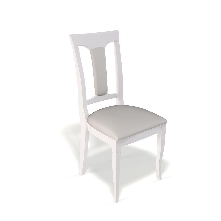 Деревянный стул KENNER 120С, с мягким сиденьем