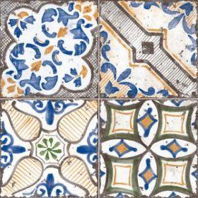 Декор Novabell Materia Decoro Vietri Mix 15×15