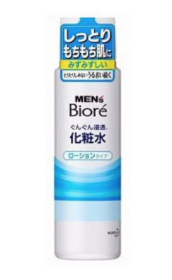Kao Men's Biore Лосьон после бритья мужской 180 мл