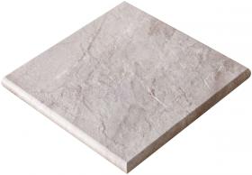 Ступень угловая Italon Magnetique Gradone Ang. (1) Mineral White 33×33