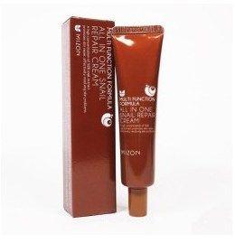 Улиточный крем для лица Mizon Multi Function Formula All in One Snail Repair Cream 35ml