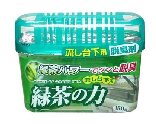 ДЕЗОДОРАНТ - ПОГЛОТИТЕЛЬ неприятных запахов под раковину ,экстрат зеленого чая