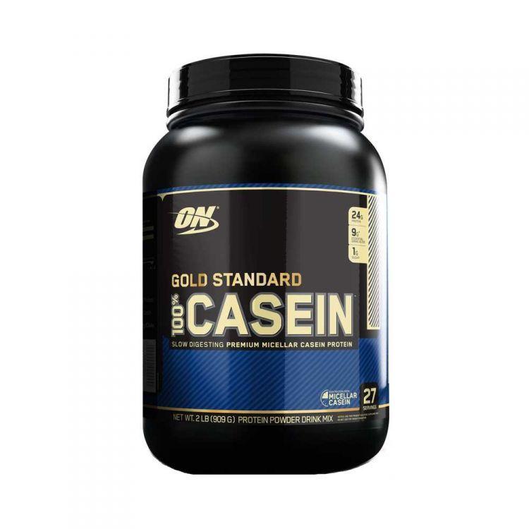 100% Casein Protein от Optimum Nutrition 908 гр