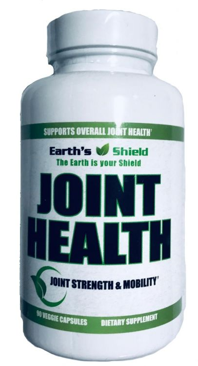Joint Health от Earth's Shield 90 капсул 30 порций