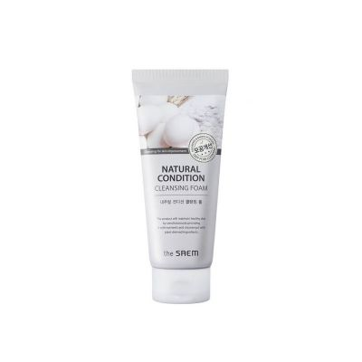 Tha Saem Пенка-скраб для лица Natural Condition Scrub Form [Deep Pore Controlling] 150мл