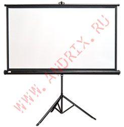 Экран на штативе Classic Solution Classic Crux (16:9) 251x147см