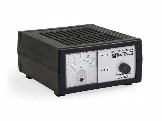 Зарядное устройство НПП Орион Вымпел-325 18А