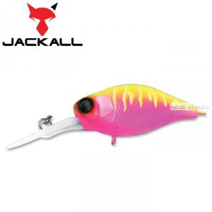 Воблер Jackall Diving Chubby 38F 38 мм / 4,3 гр / Заглубление: 1 - 1,5 м / цвет: dragon fruit mat