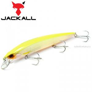 Воблер Jackall Rerange 130SP 130 мм / 21,5 гр / Заглубление: 1,5 - 2 м / цвет: chart back pearl