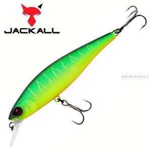 Воблер Jackall Squad Minnow 95 мм / 14 гр / Заглубление: 0,8 - 1,5 м / цвет: matt tiger