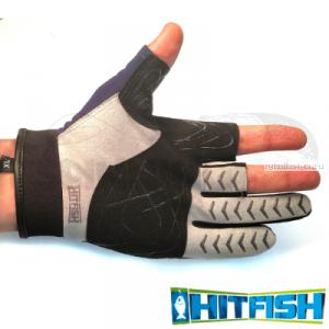 Перчатки рыболовные Hitfish Glove 08