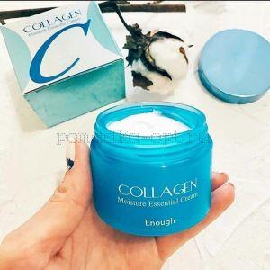 Крем увлажняющий с коллагеном ENOUGH Collagen moisture essential cream 50g