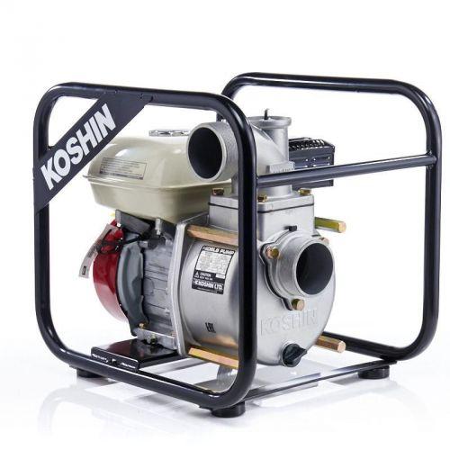 Мотопомпа Koshin STH 80X