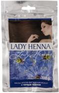 МАСКА ПРОТИВ ВЫПАДЕНИЯ ВОЛОС С ЧЁРНЫМ ТМИНОМ (Lady Henna), 100 г