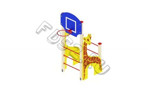 Спортивный комплекс Жираф                                           1625х1000х2630
