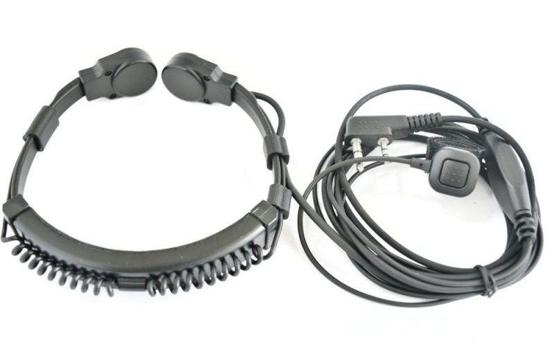 Раздвижной ларингофон TK-5 для Baofeng, 2-Pin