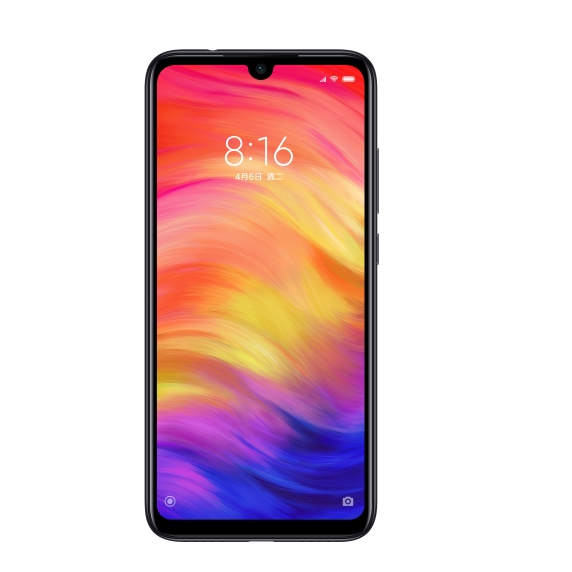 Xiaomi Redmi Note 7 64 ГБ (черный)