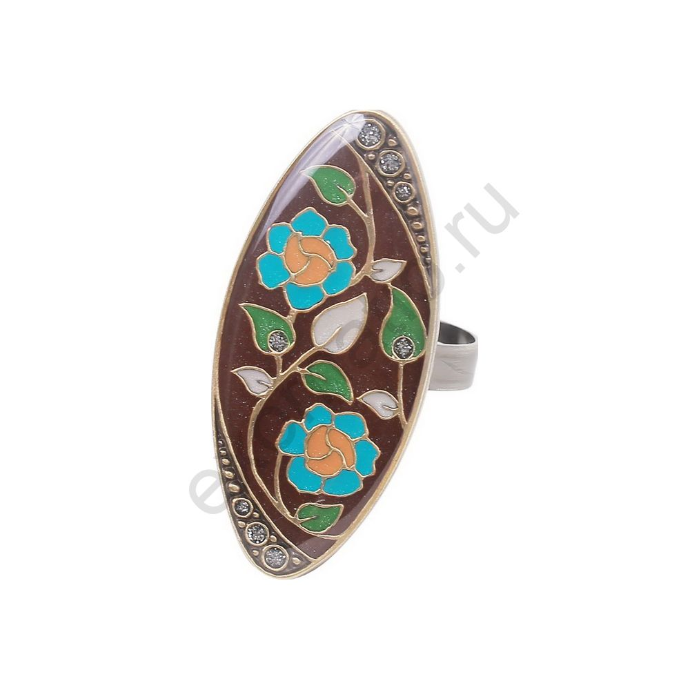 Кольцо Clara Bijoux K77114-4 BR