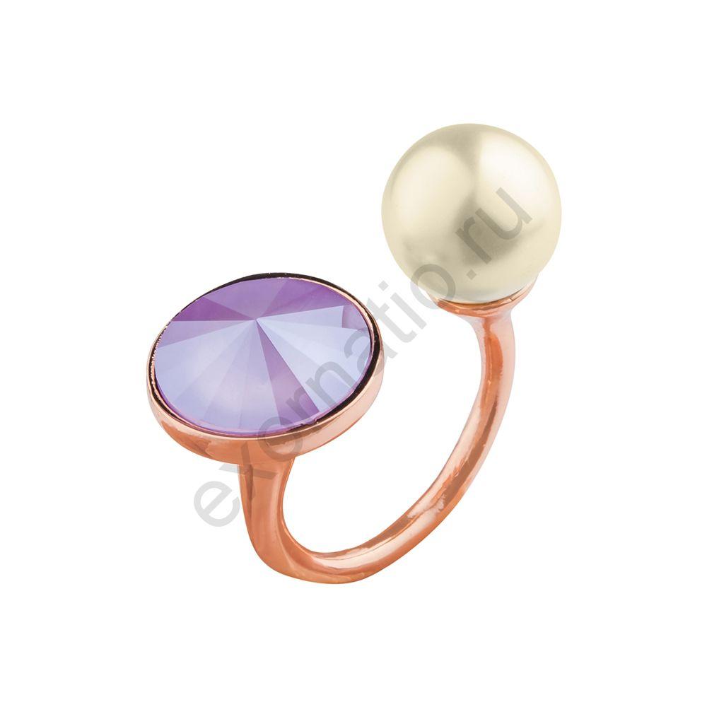 Кольцо Fiore Luna K1709.15.1 V/RG