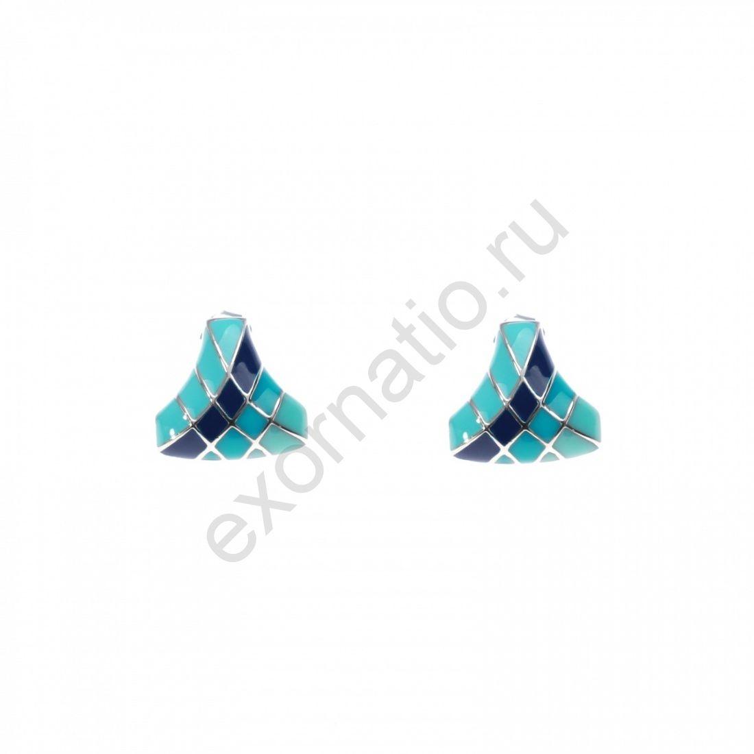 Серьги Fiore Luna AE01299-1 BL